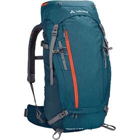 VAUDE Asymmetric 38+8 Backpack Damen blue sapphire